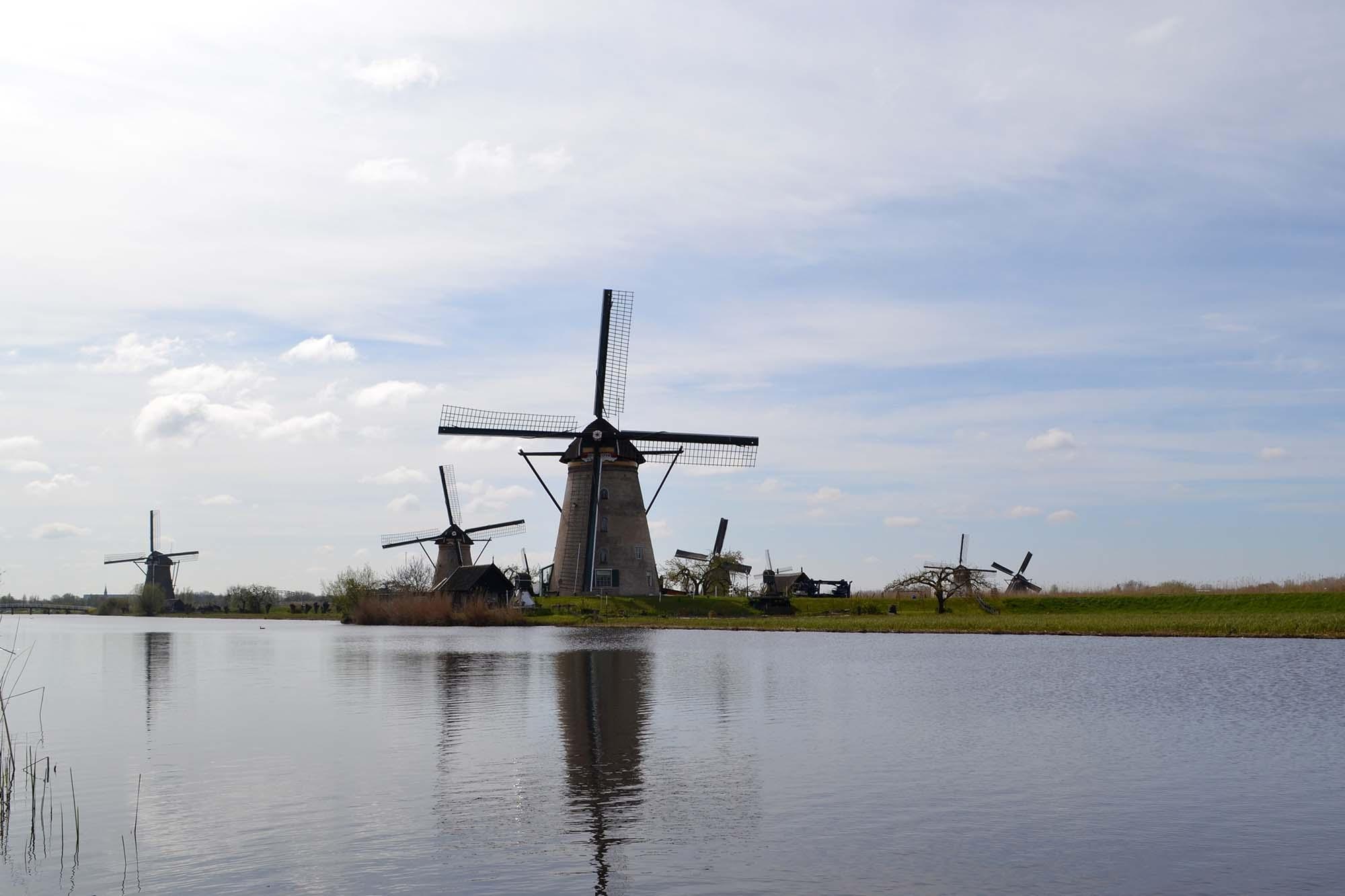 Travel Tip: Die Windmühlen von Kinderdijk   Niederlande