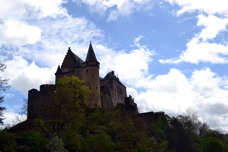 Travel Diary: Een weekendje weg in Luxemburg - Luxemburg 1