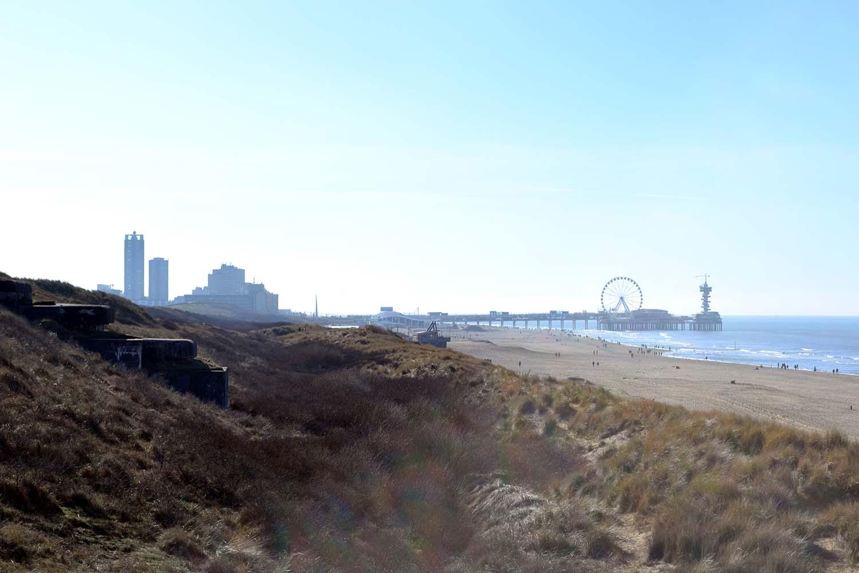 Scheveningen - ein Tag am beliebtesten Strand von Den Haag - Scheveningen 3