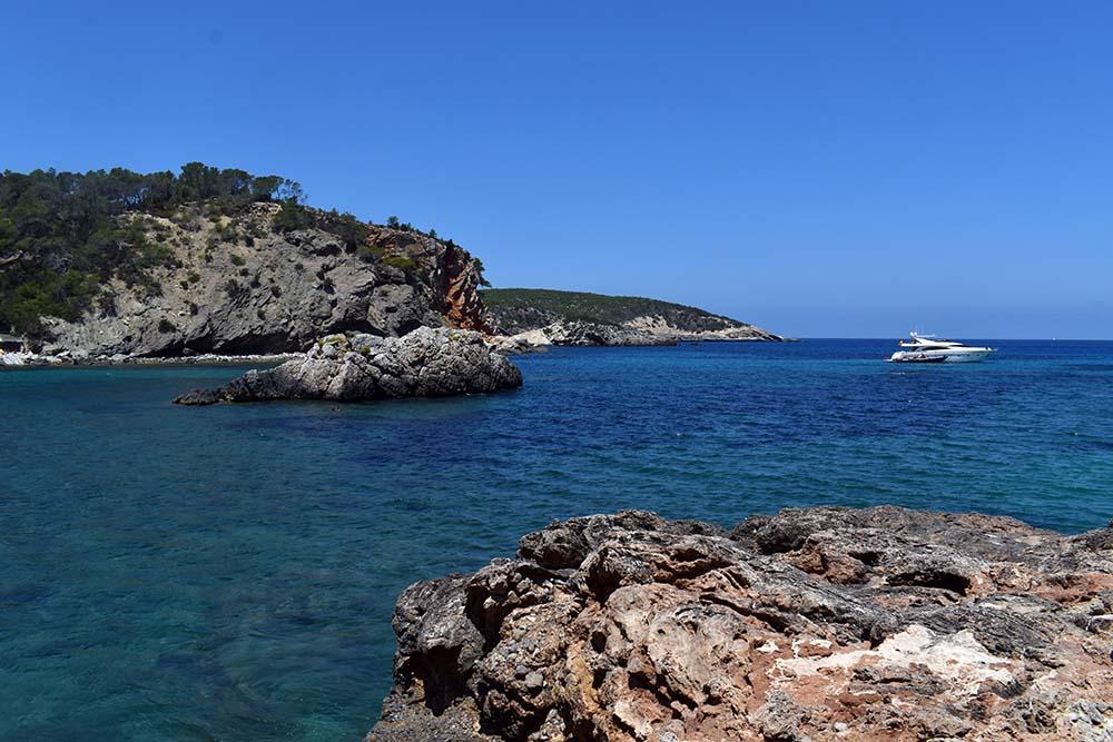 Ibiza: Mit dem Auto in den Nordosten der Insel | Balearen - punta xarraca 1