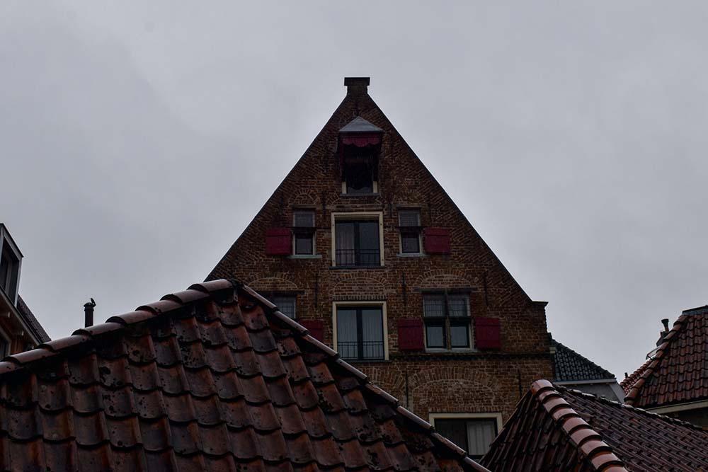 Ein Tag in der niederländischen Hansestadt Deventer - Deventer 1