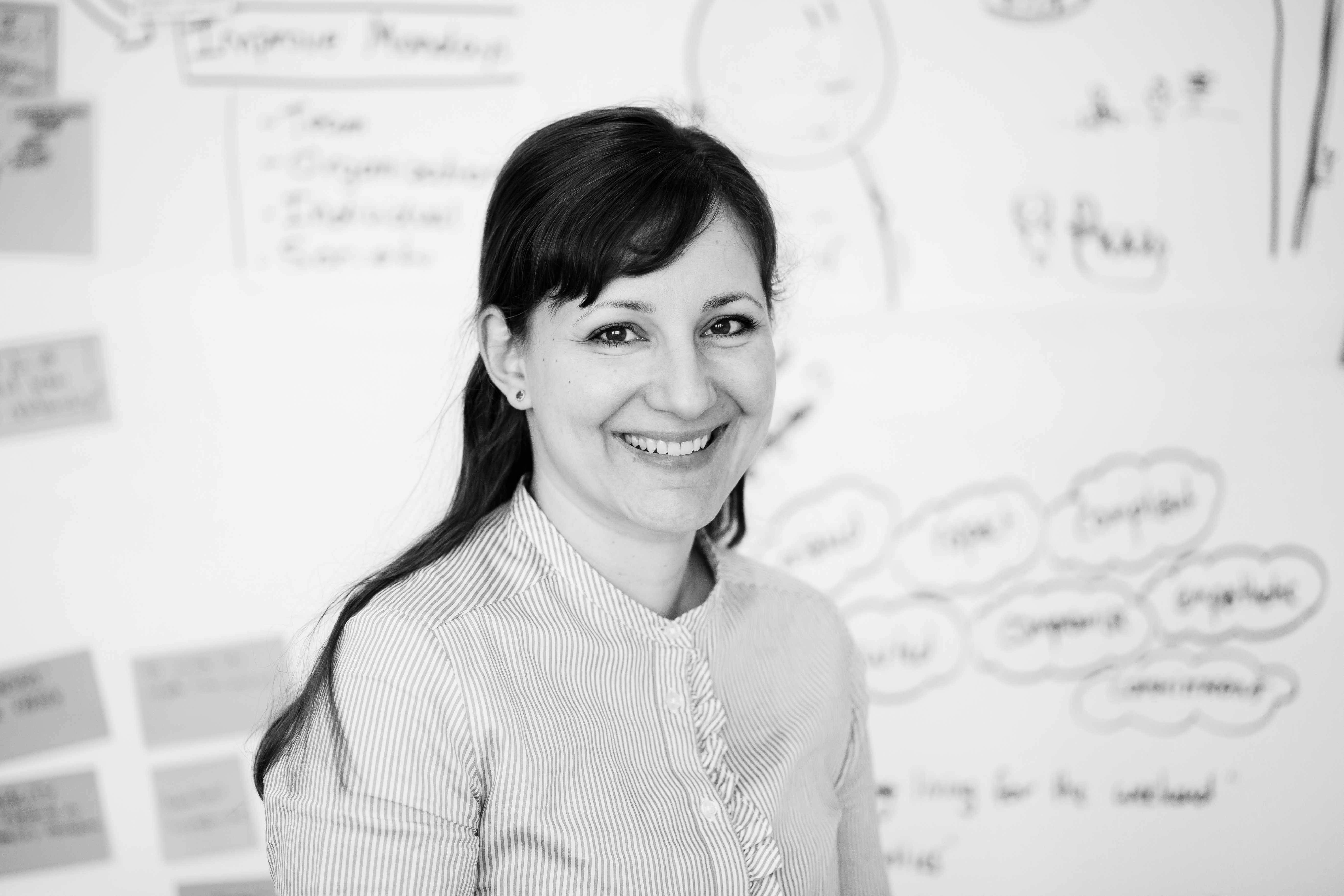 Dr. Severine Saleh