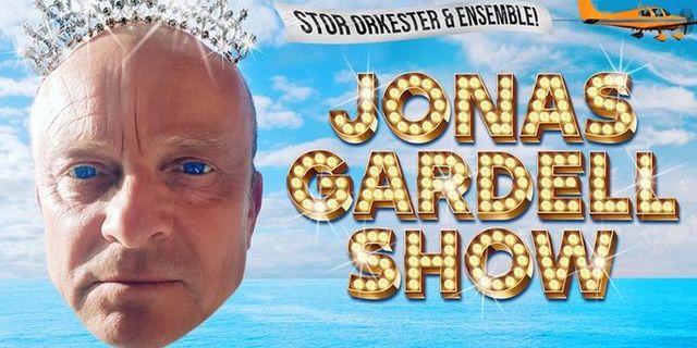 Jonas Gardell gör ny show på Cirkus