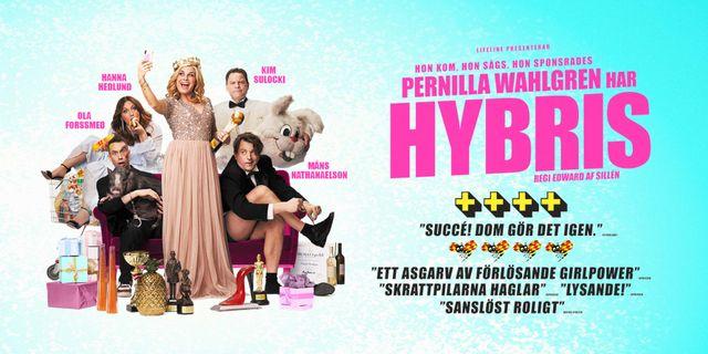 Pernilla Wahlgrens hybris växer