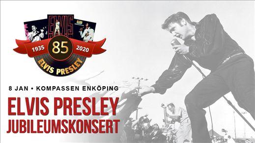ELVIS PRESLEY 85 år (1935-2020)