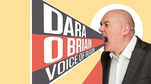 Voice Of Reason-Dara o Briain