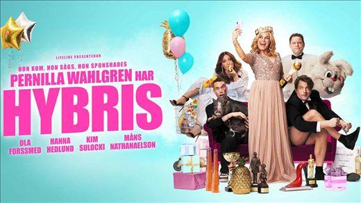 Pernilla Wahlgren har Hybris (16.00)