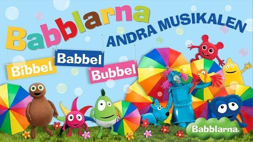Babblarna - Andra Musikalen 14:00