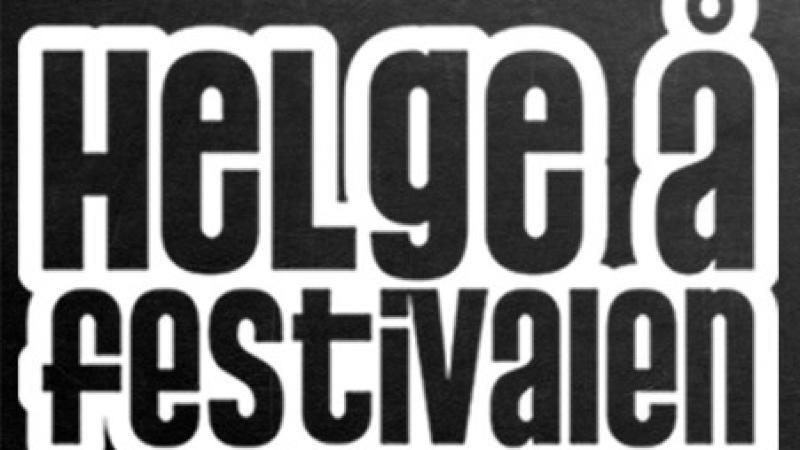Helgeåfestivalen 2018 5-7 juli 3-Dagarsbiljett