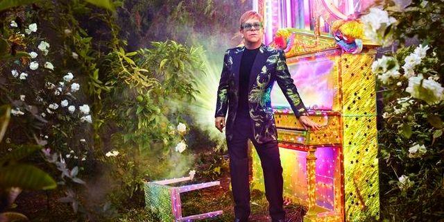 Elton John åker ut på avskedsturné