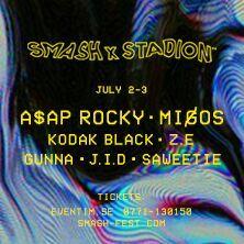 Smash x Stadion - Tisdag