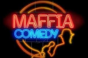 MAFFIA COMEDY Magnus Betnèr plus Support