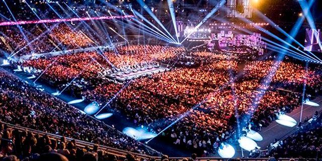Melodifestivalen 2017 - nu är städerna klara