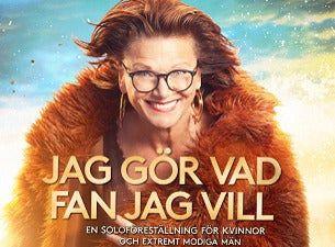 Katrin Sundberg - Jag gör vad fan jag vill