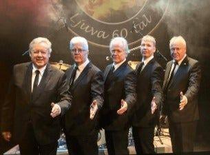 BIGGO MUSIC BAND & LJUVA 60-TAL