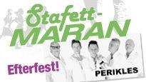 Stafettmaran efterfest - Perikles and CC & the young ones