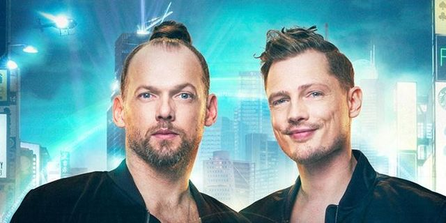 Ny show med Brynolf & Ljung