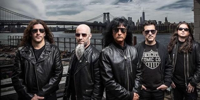 Anthrax till Sverige