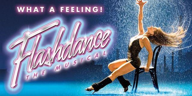 Musikalen Flashdance på turné