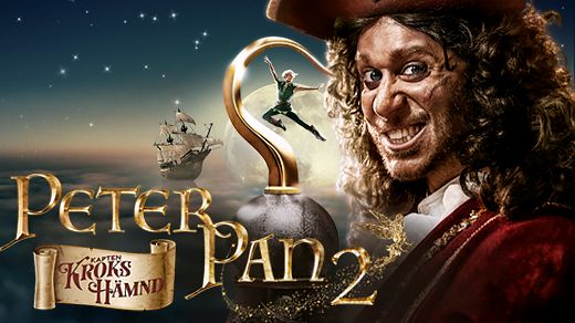 Peter Pan 2 - Kapten Kroks hämnd
