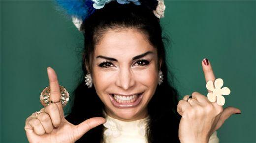 Geriecomedy presenterar Zinat Pirzadeh med vänner