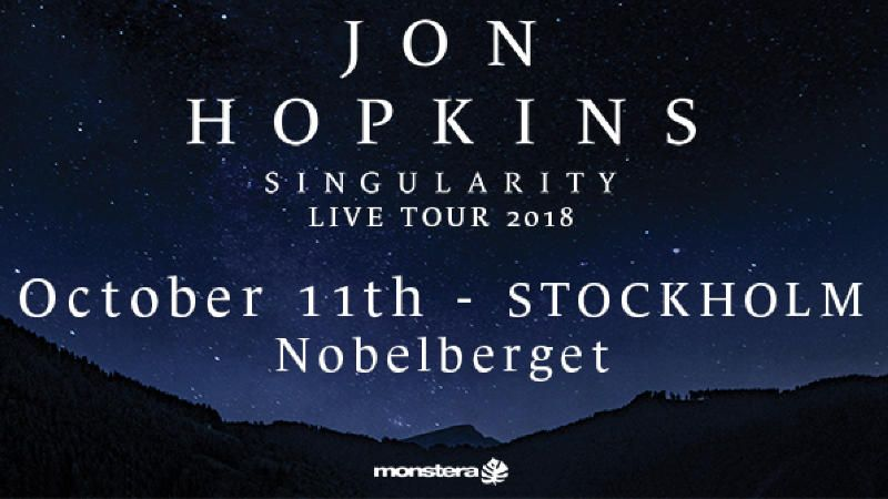 JON HOPKINS - LIVE
