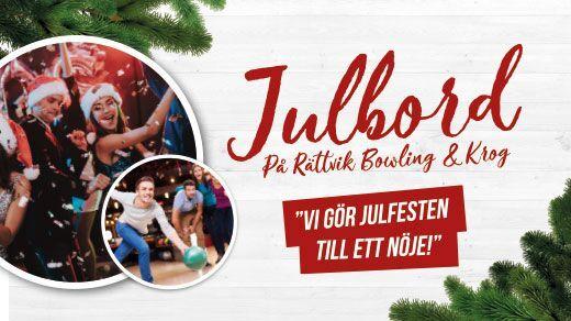 JULFEST / Rättvik Bowling & Krog