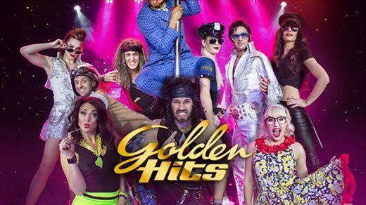 Golden Hits - Rockshowen Nyår