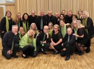 I Vinterskrud - Ad Libitum firar jul med musik i folkton