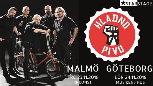 HLADNO PIVO 30 Years - Göteborg