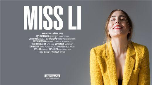 MISS LI - 19/2 2022
