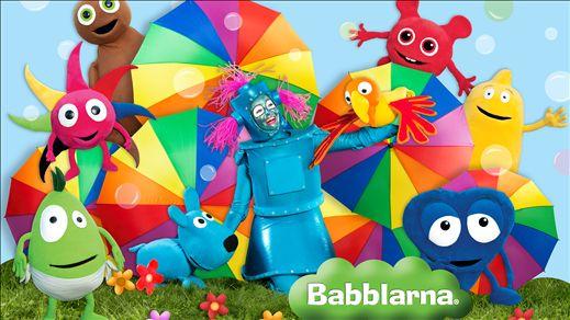 Bibbel, Babbel, Bubbel - Babblarna andra musikalen