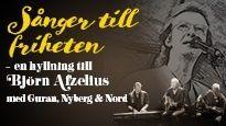 Sånger till Friheten – En hyllning till Björn Afzelius