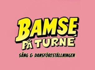 BAMSE PÅ TURNÉ – Sång- och Dansföreställning
