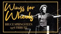 Wings For Wheels, Bruce Springsteen 1978 Tribute