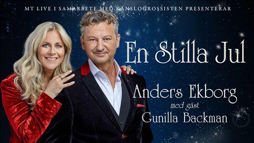 En stilla jul med Anders Ekborg