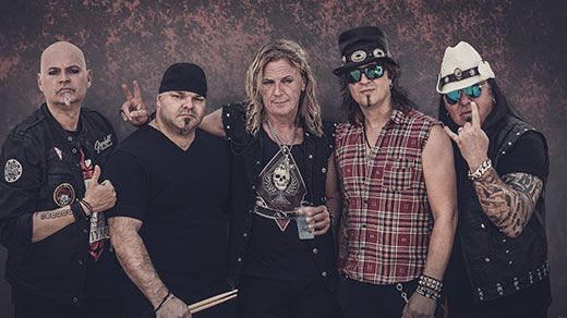 Pretty Maids + support | STHLM
