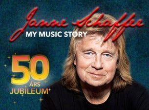 Janne Schaffer - My Music Story