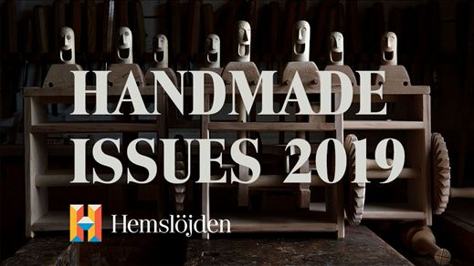 Handmade Issues på Bygget Fest & Konferens