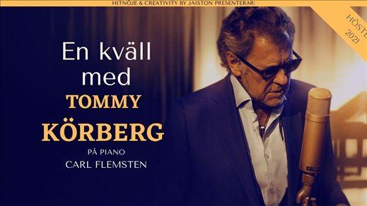 En kväll med Tommy Körberg