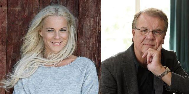 Ernman tar med sig Berghagen på julturné