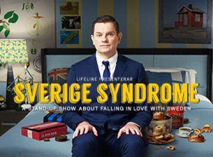 Al Pitcher - Sverige Syndrome