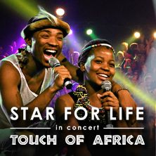Star for Life in Concert - Touch of Africa - Lund