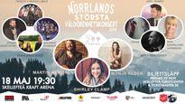 Norrlands största välgörenhetskonsert 2019