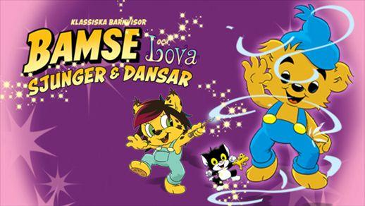 Bamse och Lova 11.00