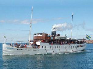 Träbåtsfestivalen i Skärhamn