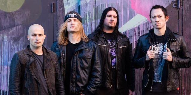 Trivium till Sverige för tre konserter