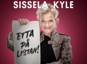 SISSELA KYLE - Etta på listan!