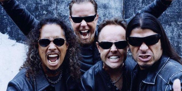 Metallica inviger arena i Köpenhamn med två konserter