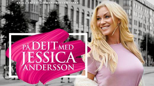 På dejt med - Jessica Andersson 10/2